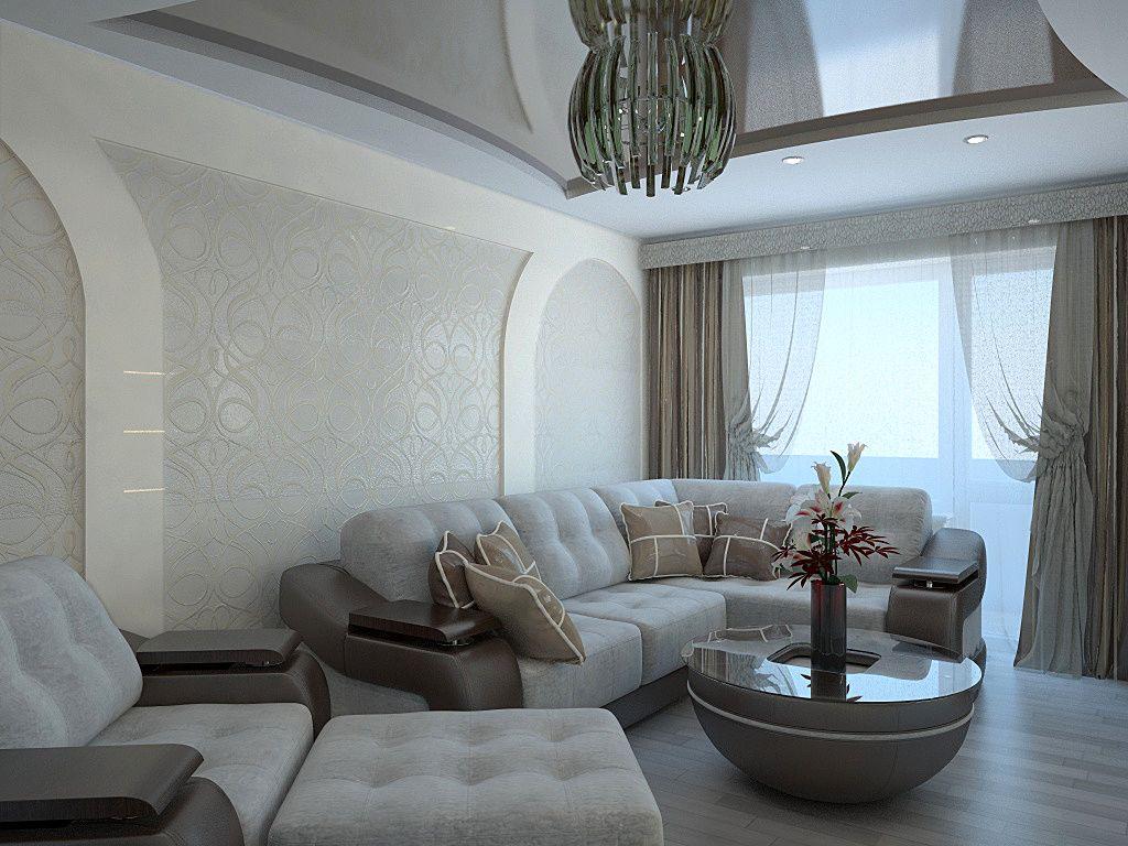 Красивый дизайн для обновленной квартиры.Перепланировка.